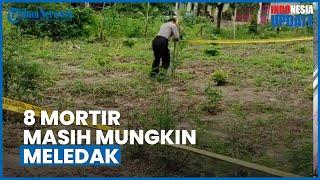 Petani di Ponorogo Temukan 8 Mortir saat Bersihkan Ladang, Disebut Masih Mungkin Meledak
