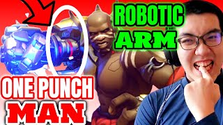 .. The DEADLY Physics of Doomfist!   The SCIENCE!... of Overwatch 🆁🅴🅰🅲🆃