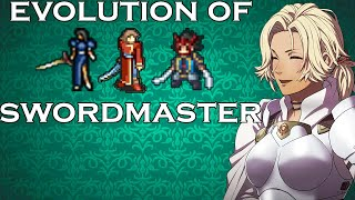 Evolution Of The Swordmaster Class (Fire Emblem)