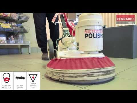 Hire FLOOR POLISHER - ROTARY
