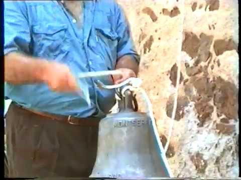 Ermita Sant Roc Massanes  Bateig campana 1993