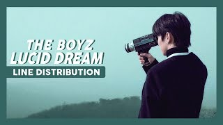 THE BOYZ (더보이즈) - Lucid Dream [LINE DISTRIBUTION]