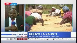 Gumzo la Kaunti: Kilimo katika kaunti la Nyeri