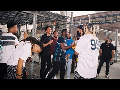 LOL: RDCWORLD MEETING J COLE FOR THE FIRST TIME!!!!!!