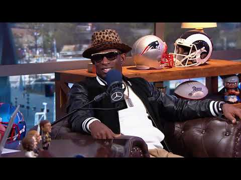 Deion Sanders Comes Clean on Why He Doused Tim McCarver | The Dan Patrick Show | 1/31/19