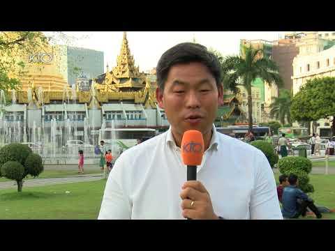 Le pape tend la main aux Bouddhistes birmans