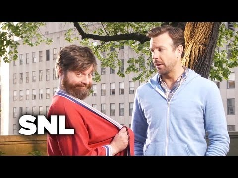 SNL Promo: Zach Galifianakis - Saturday Night Live