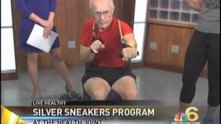 The Health Joint Miami Fitness Club Silver Sneakers