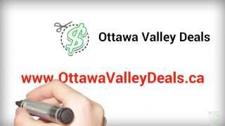 preview picture of video 'Introducing Ottawa Valley Deals'