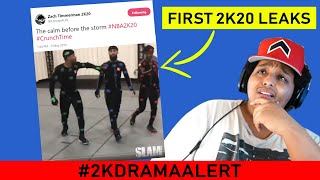 NBA 2K DEVELOPER TEASES BIG CHANGES IN NBA 2K20, NEW CONTACT DUNKS & INTROS