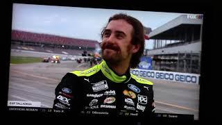 2020 NASCAR Geico 500 Talledega Finish!!!!