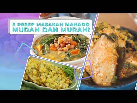sedap resep masakan manado yang praktis dan bisa untuk bekal