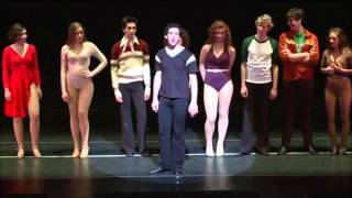 Montage Part 4: Gimme the Ball - A Chorus Line - Staples Players