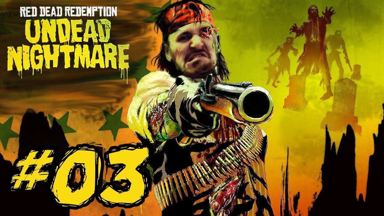 [Let's Play] Undead Nightmare (Xbox One) – Part 03: Zombifizierte Gebiete
