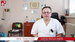 MUDr. Tomáš Doležel praktický lékař pro dospělé Dymokury Nymburk