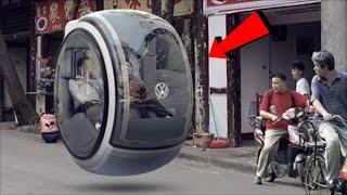 Ô Tô Bay Trên Đường Phố - Những Chiếc Xe Hiện Đại Nhất Chỉ Các Tỷ Phú Mới Dám Sờ Vào
