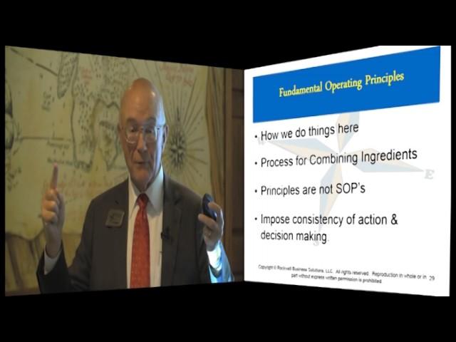 ABS – 11 Fundamental Operating Principles