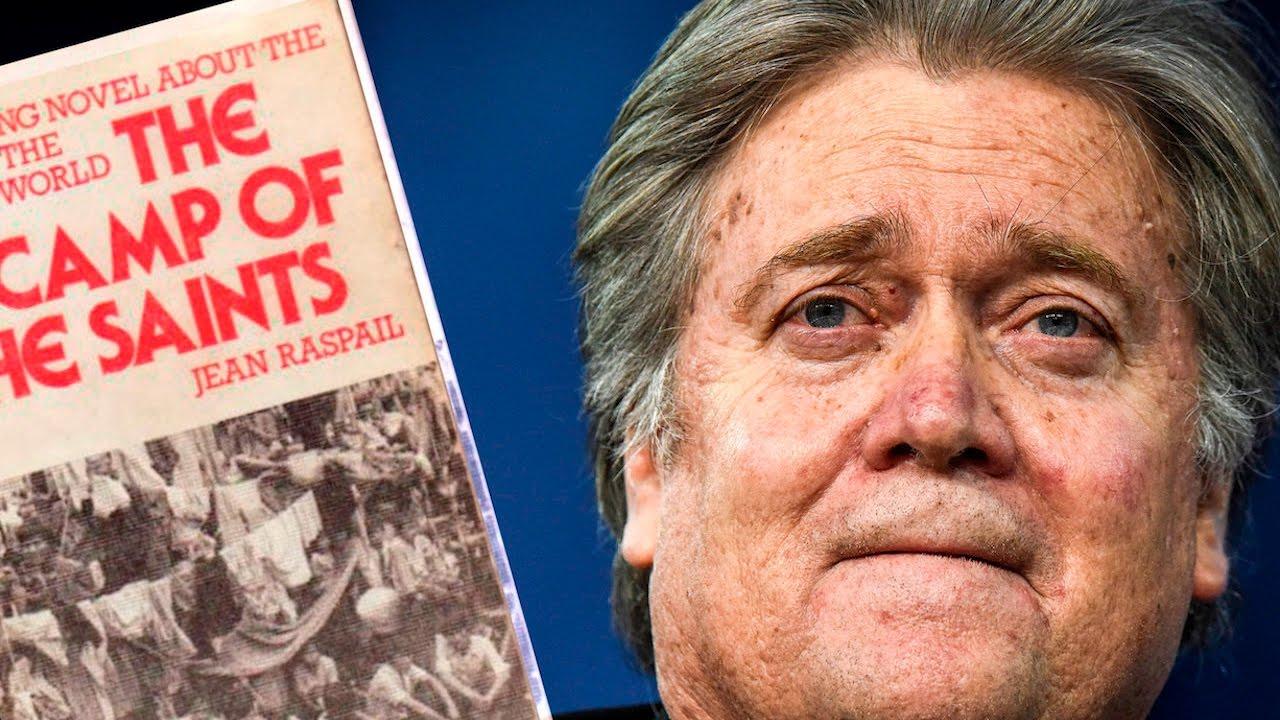 "Steve Bannon Loves This ""Shockingly Racist"" Book thumbnail"