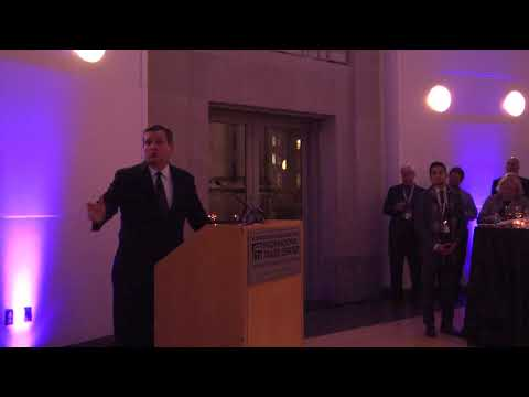Sen. Cruz Addresses the 21st Annual Commercial Space Transportation Conference - February 7, 2018