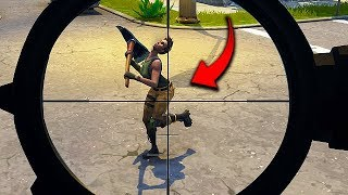 THIS DEFAULT SKIN IS BROKEN! - Fortnite Funny Fails and WTF Moments! #377