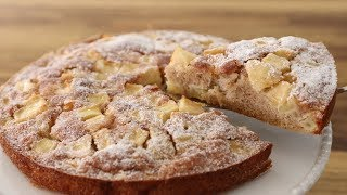 apple recipes with white cake mix