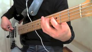 Aretha Franklin - Come Back Baby - Bass Cover with Tab
