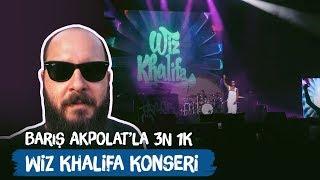 Barış Akpolat Wiz Khalifa Konserine Gitti - Ceza, Ezhel ve Kamufle ile Röportaj Yaptı - 3N1K