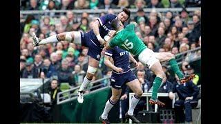 6 Nazioni, gli highlights di Irlanda-Scozia 28-8