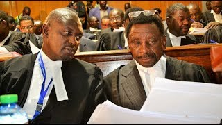 What Kenyan Constitution says over MacDonald Mariga\'s candidature | Dr. Otiende Amollo