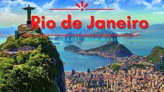 Рио-де-Жанейро - ламбада, солнце и бескрайние пляжи
