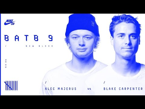BATB9   Alec Majerus Vs Blake Carpenter - Round 1