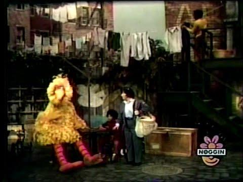 Classic Sesame Street - Rainstorm