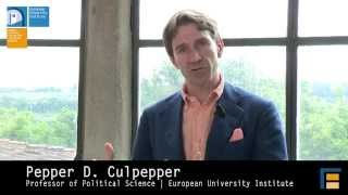 European Banking Union: Democracy, Technocracy and the State of Integration | P. D.  Culpepper - EUI