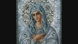 Невеста Неневестная (Афонский распев)