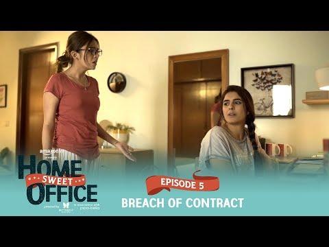 Dice Media   Home Sweet Office (HSO)   Web Series   S01E05 - Breach of Contract   Season Finale
