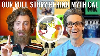 Our Full Story: From RhettandLinKreations To Mythical Entertainment