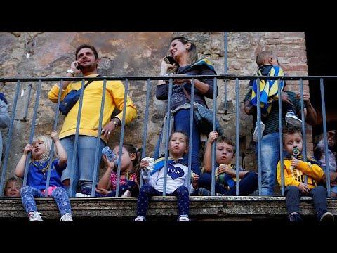 Η Ιταλία «πληγώνει» τα παιδιά της