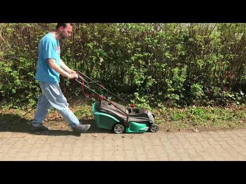 Bosch Rotak 40 S Rasenmäher Test