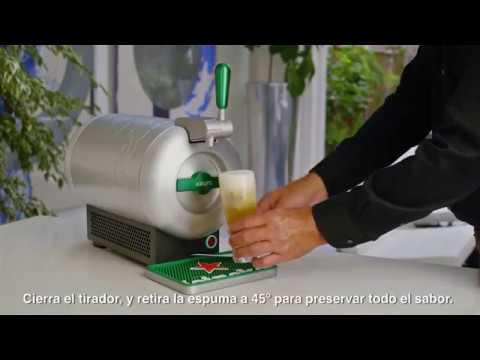 Descubre THE SUB de Krups: La nueva forma de disfrutar de la cerveza en casa.