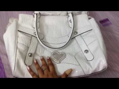 Guess Oceanfront Bag review