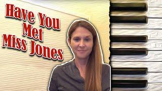 Aimee Nolte Sings Have You Met Miss Jones