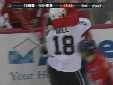 Chris Clark vs. Adam Hall