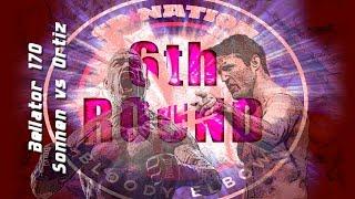 Bellator 170 Chael Sonnen vs Tito Ortiz 6th Round post-fight show