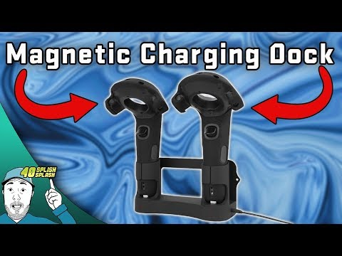MAGNETIC CHARGING DOCK FOR HTC VIVE REVIEW