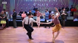 Sofia Swing Dance Festival 2017   Adv. J&J Competition (Fast)