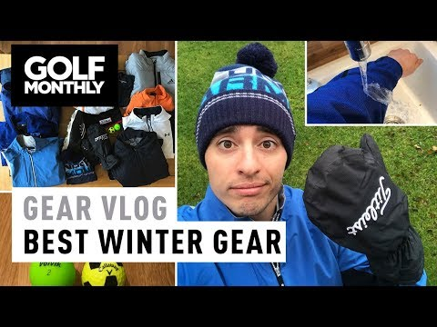 Joel's Vlog #1 | Best Winter Golf Gear | Golf Monthly