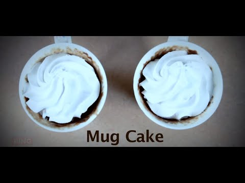 Mug Cake in 30 Seconds By Chef Neha | How To Make Eggless Mug Cake Recipe | Mother's Day Special