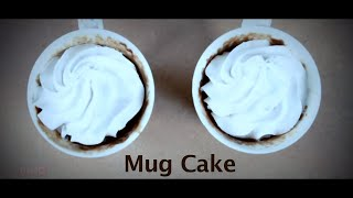 Mug Cake in 30 Seconds By Chef Neha   How To Make Eggless Mug Cake Recipe   Mother's Day Special