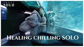 HEALING CHILLING SOLO!   Cobain Lipstik JENNIE x HERA!
