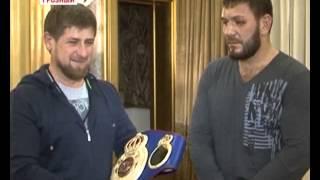 Руслан Чагаев победил Йово Пудара